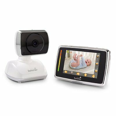 Summer Infant Touchscreen Digital Color Video Baby Monitor, open box