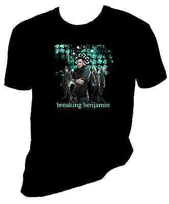 Breaking Benjamin t shirt, Short or Long Sleeve, Sizes S-6X