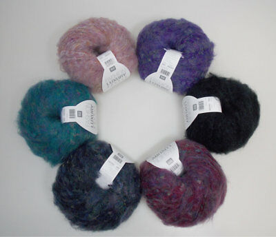 Rico-Design Fashion Luxury Boucle  + Mohair + Wolle