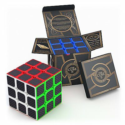 Rubiks Cube Ultra Smooth Twist Original Puzzle Professional Speed Christmas Gift