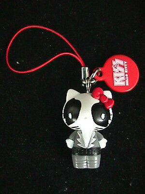 NEW! Hello Kitty KISS Danglers Catman Backpack / Cell Phone / Keychain Charm