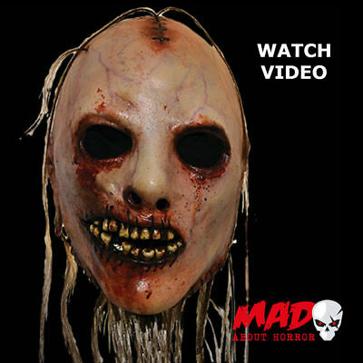 AMERICAN HORROR STORY Bloody Face Collectors Mask Halloween Serial Killer Horror