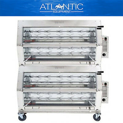 Chicken Rotisserie Semak M48/D48 Manual / Digital Electric Rotisserie