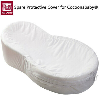 NEW Protective Cover for Cocoonababy Waterproof White Fitted Mattress Protector