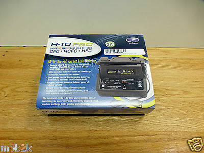 Bacharach H-10 PRO Ultra Sensitive All-in-one Refrigerant Leak Detector New