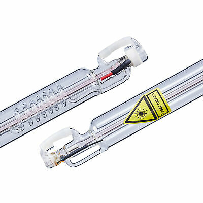 850mm CO2 Laser Tube 50W for Engraving & Cutting Machines W/ Water Cooling
