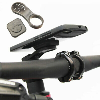 Bike Bicycle Bracket Holder Handle Bar GPS Computer Mount For Garmin Edge GPS