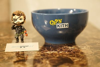 Kith X Cap'n Crunch Cereal Bowl - Ronnie Fieg Mossad Treats 1 Of 100