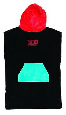 Ocean & Earth Youth Poncho Towel In Multi Colour - For Changing In The Car Park