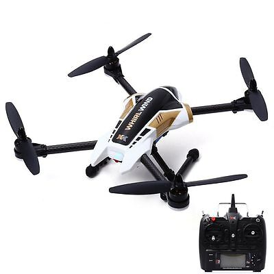 XK X251 4CH 2.4G 6 Axis Gyro Brushless Motor 3D Stunt RC Quadcopter RTF UK SELL