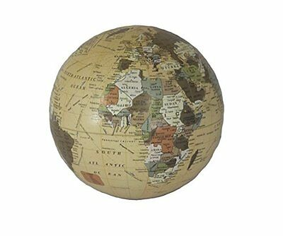 "NEW 5"" World Globe FREE SHIPPING"