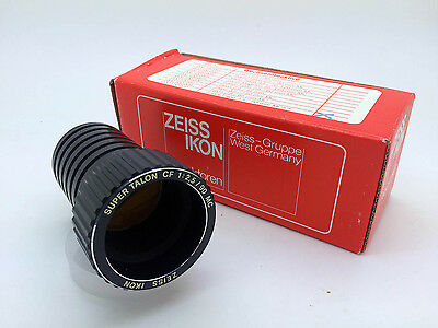 Zeiss Ikon Super Talon CF 1:2.5 90mm Projection Lens