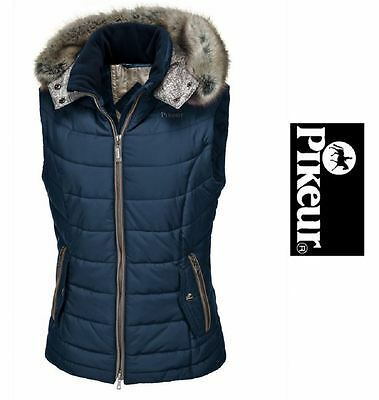 Pikeur Evita Womens Quilted Waistcoat / Gilet - AW16