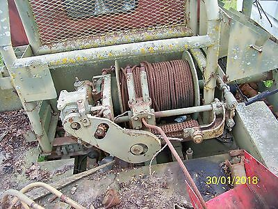 Highway winch military 20,000? PTO
