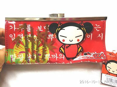 PUCCA FUNNY LOVE GIRLS PVC Coin Purse Wallet / Purse collection  Ideal Gift