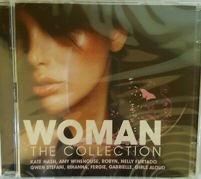 Various Artists - Woman (The Collection, 2007) CD NEW AND SEALED -35