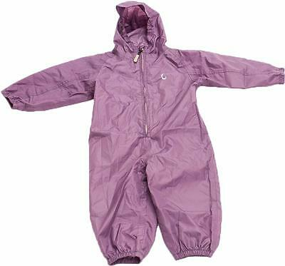Hippychick Packasuit All in One Waterproofs  Violet 12-18m, 18-24m, 2-3, 3-4