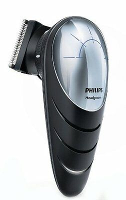 Philips Cordless Hair Clipper Trimmer Kit QC5570/13 DIY with 180° Rotating Head