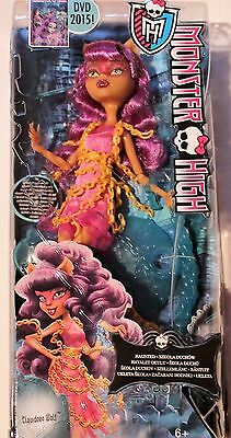 Monster High Doll - Haunted - CLAWDEEN WOLF - Original Doll - New