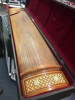 Dunhuang Professional Guzheng - 694KK Chinese Zither - Case