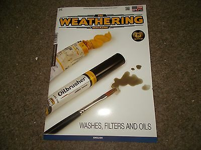 """The Weathering Magazine No17 """"Washes,Filters and Oils"""""""