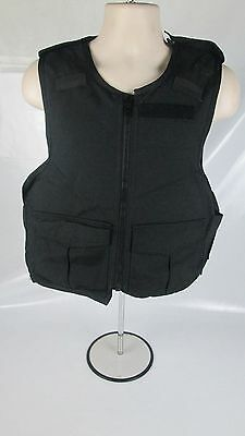 Police Body Armour Stab Vest/Ballistic Bulletproof Security Bouncer Various Size