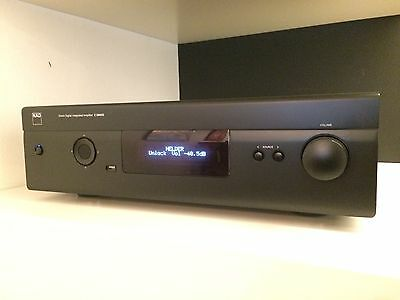 NAD C 390DD Digital DAC Amplifier