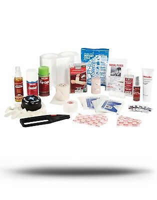 Mueller First Aid Refill Kit Athletic Training Sports Medical Kit