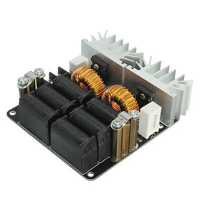 20A 1000W ZVS Low Voltage Induction Heatin Board Module Flyback Driver Heater FK