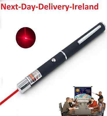 Powerful Strong Laser Pointer Red Beam -1mw 2xAAA Cat Toy Cat Dog Toy PowerPoint