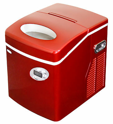 Newair AI-215R Red Scratch & Dent Portable Ice Maker