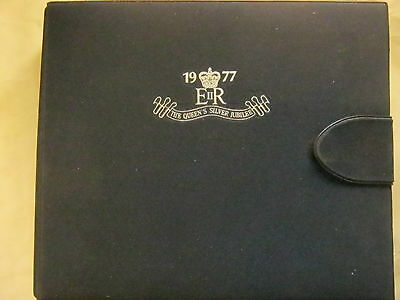 1977 The Queens Silver Jubilee First Issue Stamp Collection. Free Shipping!