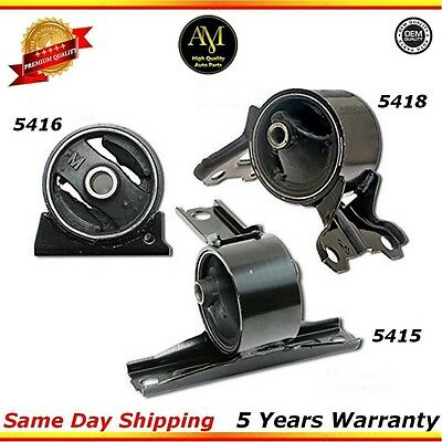 Transmission Motor Mount For 07/13 Dodge Jeep Patriot Mitsubishi Lancer 2.0L2.4L
