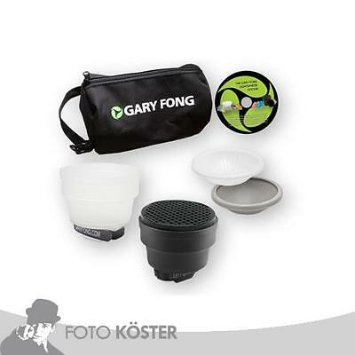 Gary Fong Collapsible Portrait Lighting Kit (GF-LSC-SMP) NEU OVP