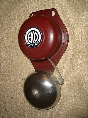 EKO ELEKTRIK vintage rare electric door bell from East Germany DDR - EKO2