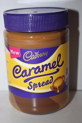 UK Cadbury Caramel Spread 400g Jar