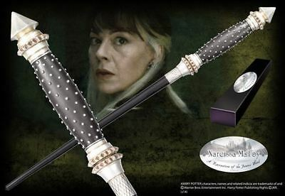 Harry Potter : NARCISSA MALFOY Character Wand from The Noble Collection NN8220