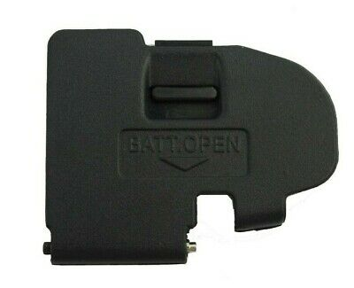NEW Battery Door Lid Cover Cap for Canon EOS 5D Replacement- Snaps On Easy