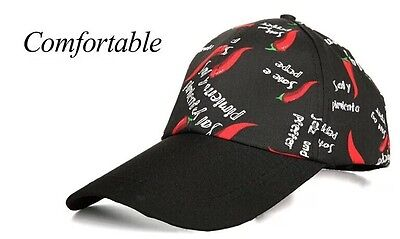 Free shipping Chef Works  Cool Vent Collection Black Baseball Cap Hat