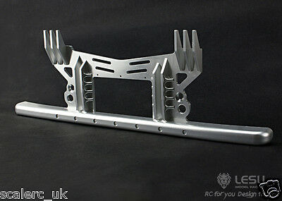 Front Bumper with animal guid for 1/14 Tamiya Truck Trailer