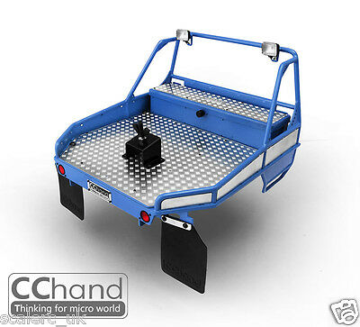 New 1/10 Trail Finder 2 Mojave RC4WD TF2 Chassis Frame Cargo Bucket Roll Cage