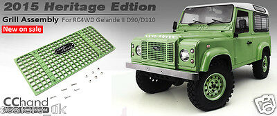 RC4WD G2 & Land Rover D90 Heritage Grill