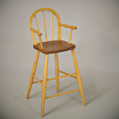 Child's High Chair - Ercol, Retro, Vintage, 1960s (delivery available)