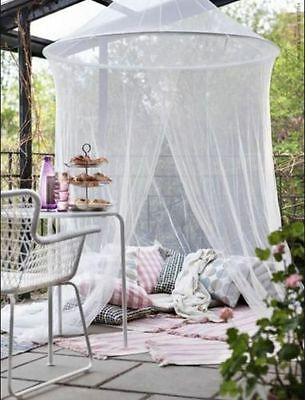 IKEA SOLIG Net Bed Indoor Outdoor Canopy Fly Mosquito Flying Insect Netting Tent