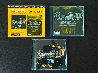 cypress hill greatest hits from the bong still smokin the ultimate collection