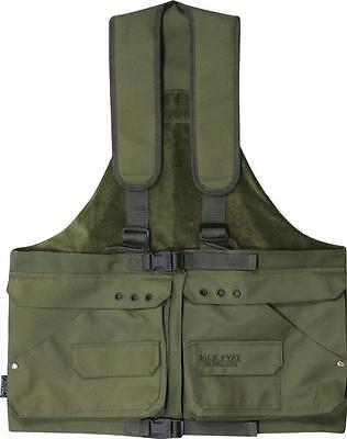 Jack Pyke Dog Handlers Dog Vest Training Adjustable Green Hunting Field Sports