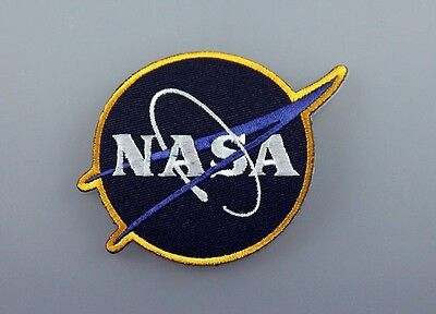 Embroidered Patch Sew NASA APOLLO space mars 2