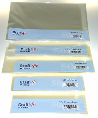 Craft UK Cello Bags NEW