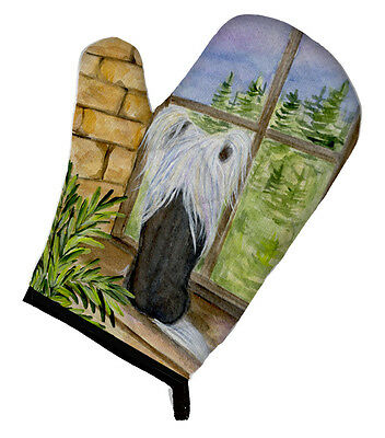 Carolines Treasures  SS8121OVMT Chinese Crested Oven Mitt