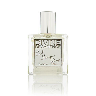 Divine Decadence Cool Summer Days Parfum Fragrance For Her 50ml